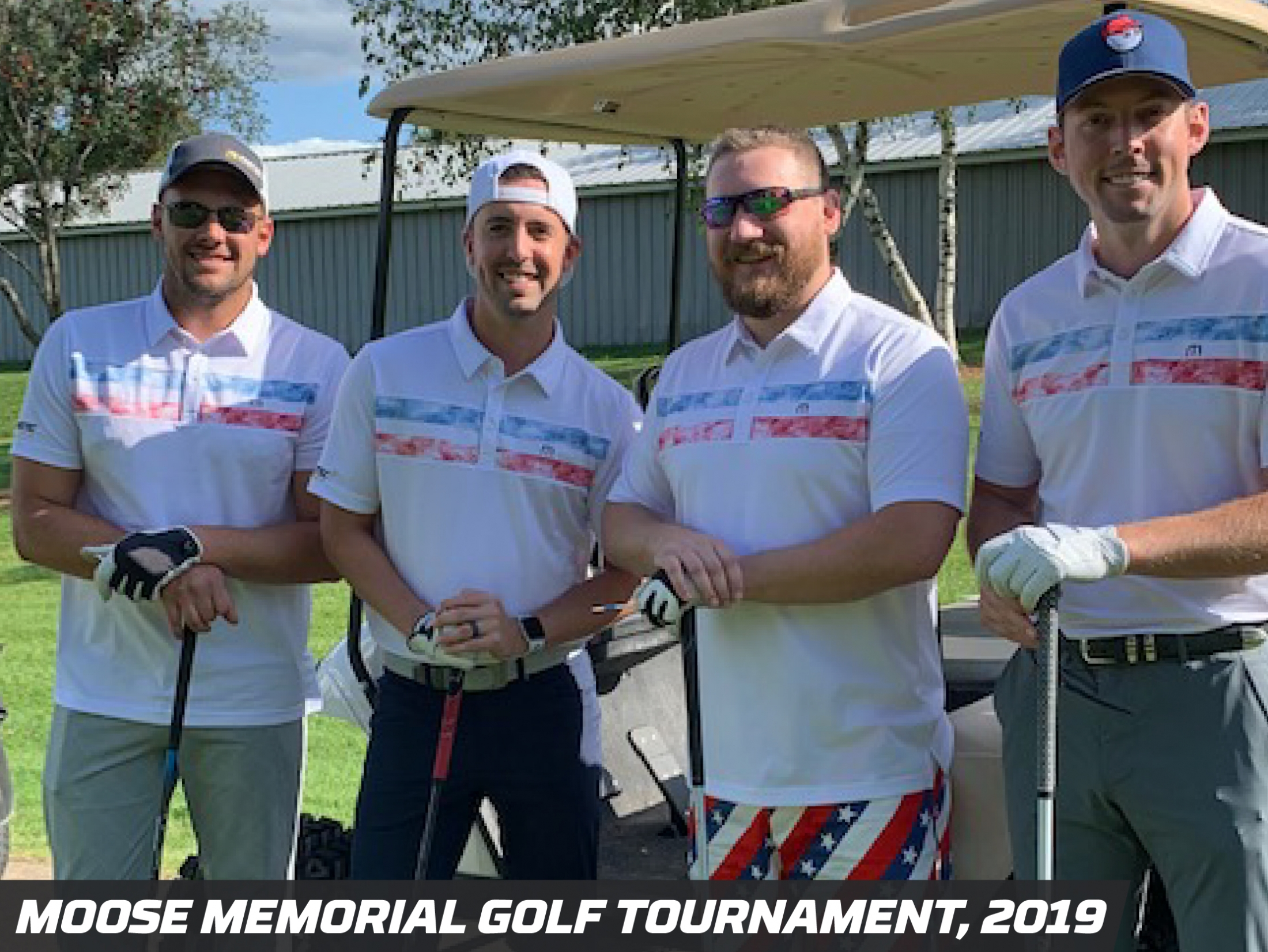 Precision Pipeline Community Involvement: Moose Memorial Golf Tournament 2019