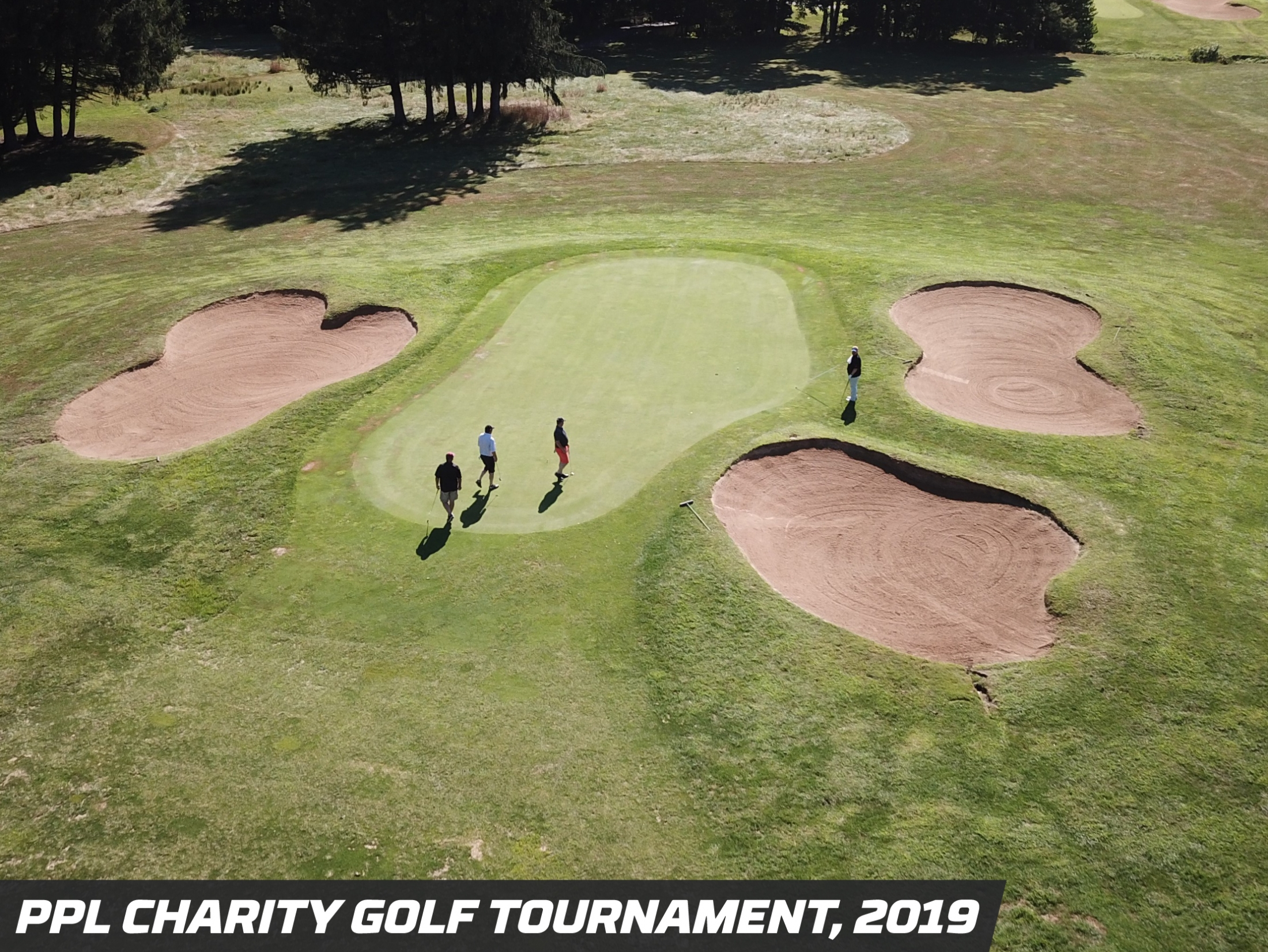 Precision Pipeline Community Involvement: 3rd Annual Leukemia Lymphoma Society Charity Golf Tourname