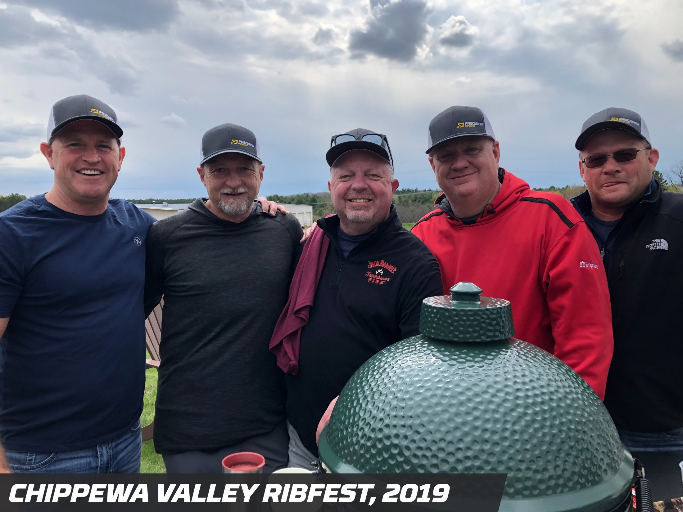 Precision Pipeline Community Involvement: Chippewa Valley Ribfest 2019